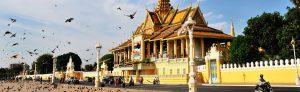 The Chanchhaya Pavilion of Royal Palace, Phnom Penh, Cambodia_st