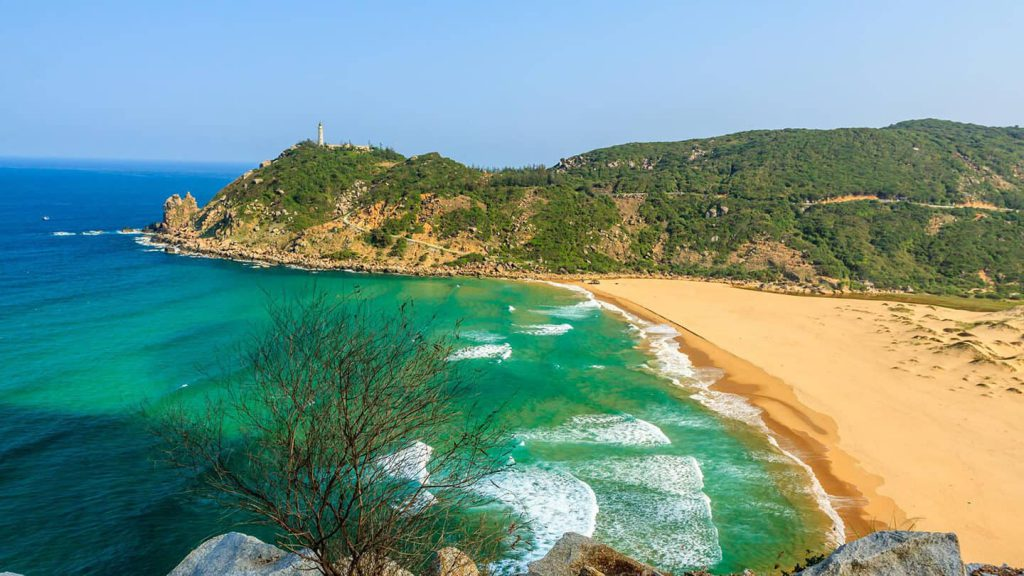 Beaches in Vietnam