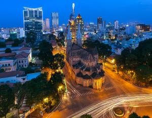 Saigon - Jet Huynh